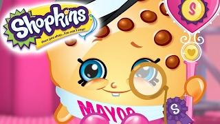 Shopkins | The Mayor of Shopville | Shopkins cartoons | Cartoons for Children