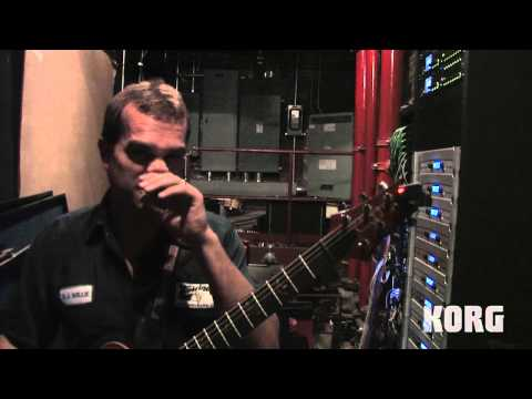 Korg Pitchclip PC-1 Tuner with Brendan Bayliss of Umphrey's McGee
