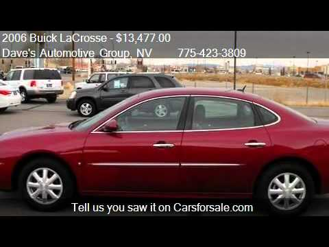 2006 Buick LaCrosse CXL - for sale in Fallon, NV 89406