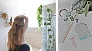 My Zero Waste Bathroom Essentials // Shower Routine ✨🛁😌