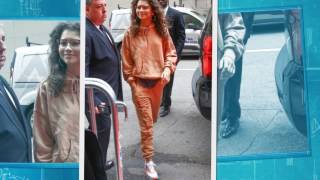 Day in the life of: Zendaya | Street Style