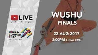 Wushu Finals (PM) | 29th SEA Games 2017