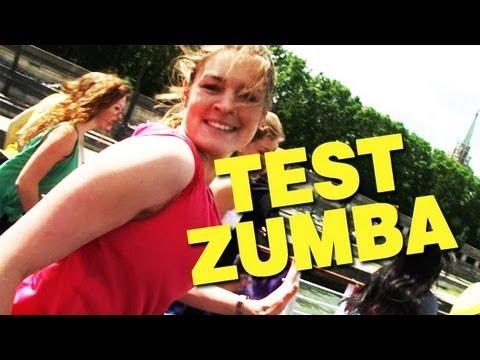 Test Zumba Fitness
