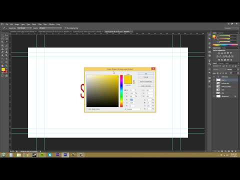 Photoshop CS6 Tutorial - 50 - Creating a Selection from a Layer