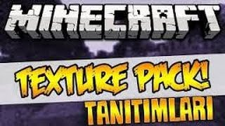 Minecraft Default Texture Pack (PVP) Tanıtımı FPS Boost 1.7/1.8/1.9