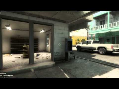 Counter-Strike: Global Offensive - Hands-On (gameplay) - Baixaki Jogos