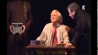 Diable rouge - Extrait dialogue fictif entre Colbert et Mazarin (la gestion des finances de l'État)