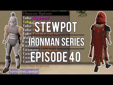 Old School Runescape | Ironman Progress 40 | Getting Some Head #1
