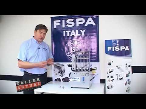 Fispa: información y consejos sobre el funcionamiento de los inyectores