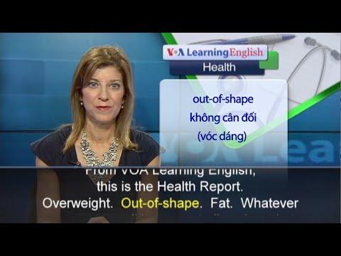 Anh ngữ đặc biệt: Fit Kids Have Better Test Scores (VOA)