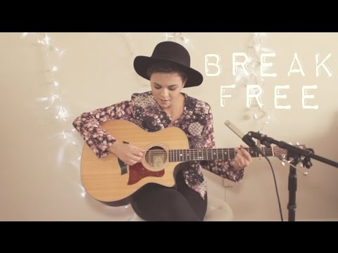 Break Free - Ariana Grande ft. Zedd Cover