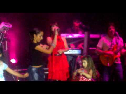 """Tekos em Espargo, com a música """"biciletinha"""" do grupo Calcinha preta."""