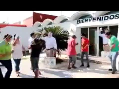 """DMX: """"El vale"""", desde Apatzingan, Noé Bernardino."""