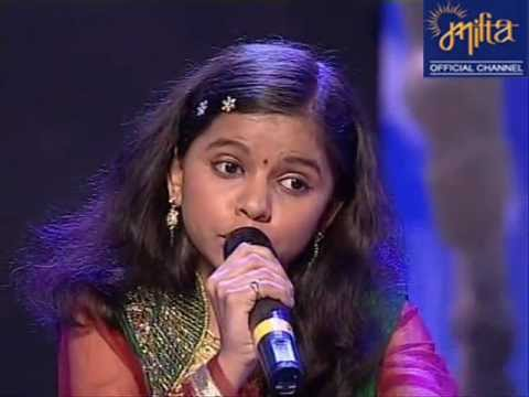 Kartiki Gaikwad's Singing Performance - Mifta Dubai 2010 video