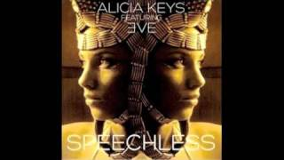 Watch Alicia Keys Speechless video