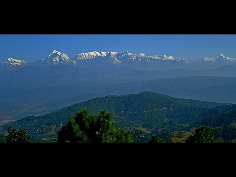Nainital tour part-2 with Kousani , Almora , Ranikhet