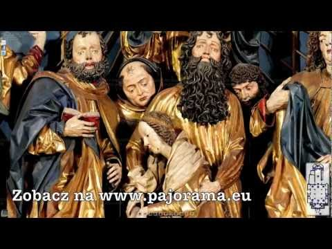 Bazylika Mariacka W Krakowie - Spacer Wirtualny