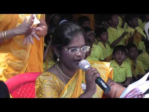 Fusco's School ICSE Bangalore Sports Day Celebration 2016 -  Part 3