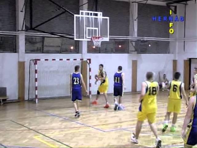 Hernád Ceglédbercel kosárlabda mérkőzés