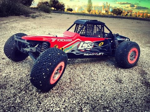 LOSI SHORT COURSE BUGGY XXX-SCB -RC MAD WHEEL - VIDEOS CANAL ANTIGUO (VIDEOS OLD CHANNEL)