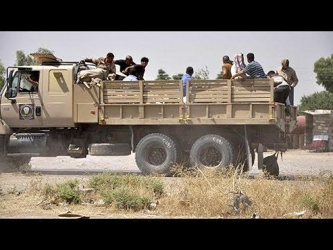 IŞİD durdurulamıyor
