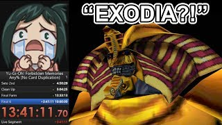 """I JUST GOT EXODIA'D"" 