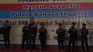 Anging Mammiri - Nasyid Acapella by Dama Voice Junior
