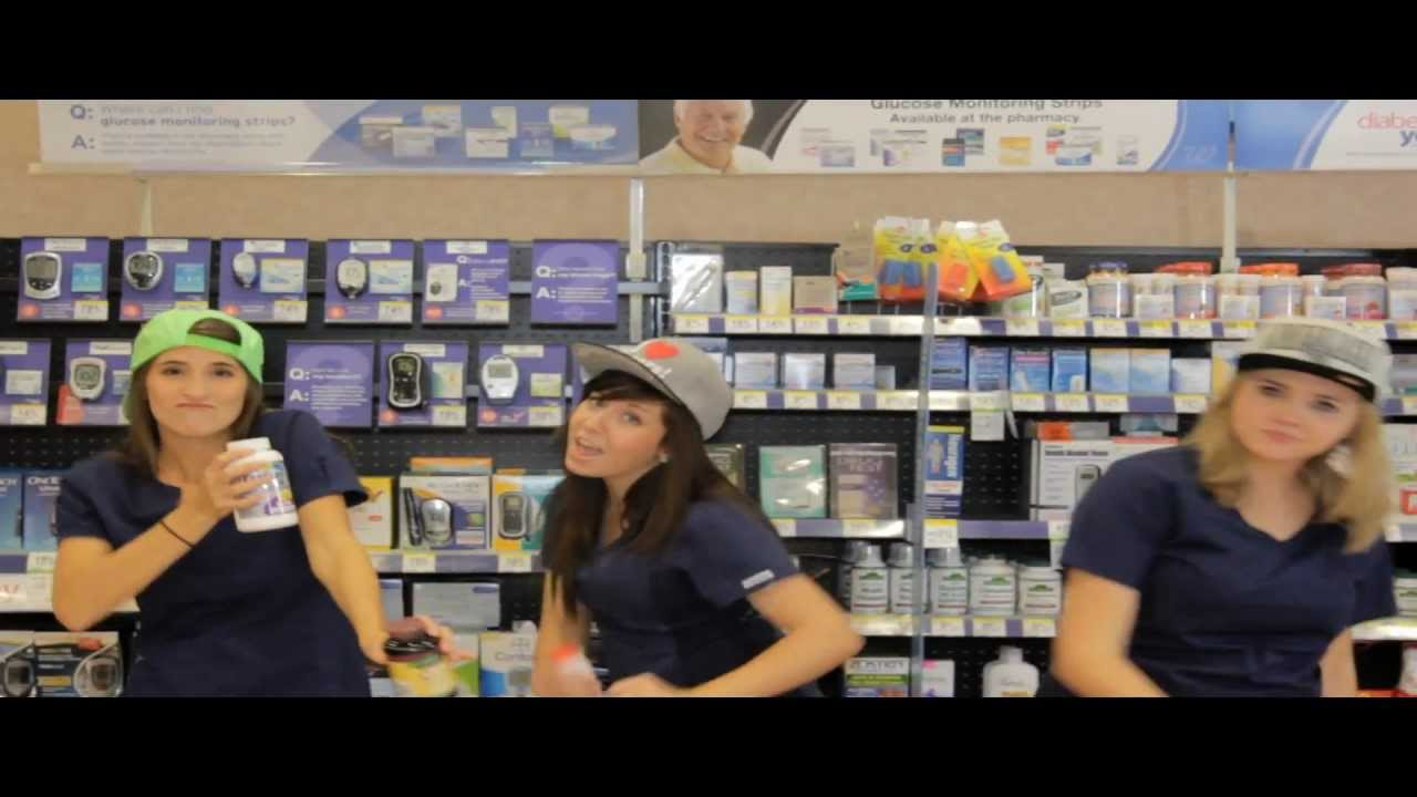 Mixed Pretty Girls With Swag And Snapbacks Super Guo - Walgreens Swag