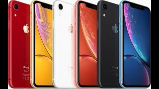 iPhone XR Live Stream | Let's Pre-Order this phone together!