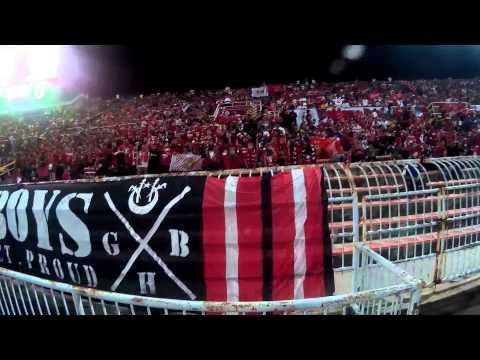 Ultras Kelantan..Kedah(3) vs Kelantan(0)..Suku Akhir ke-2 Piala Malaysia 2014.