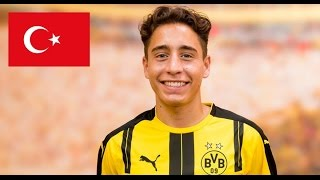 Emre  Mor (Turkish Messi)