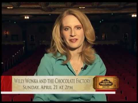 Behind the Red Curtain at the Tampa Theatre - Family Classics Movie Series 2013