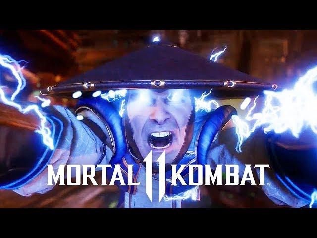 Mortal Kombat 11 - Official Launch Trailer thumbnail