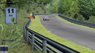 OAP Sim Racing - BMW M3 GT2 at Nordschleife