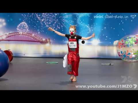 Australia s Got Talent - Parental Guidance Recommended (Brother & Sister Performance)