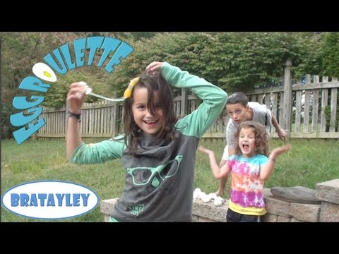 Egg Roulette | Egg Head Smash (WK 142) | Bratayley