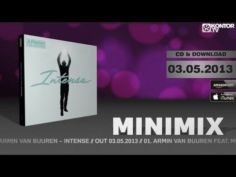 Armin Van Buuren - Intense (Official Minimix HD)