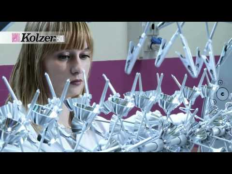 How It's Made: Metallized Led Lights