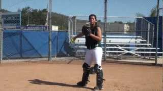 Aileen Alvarez Softball Skills Video