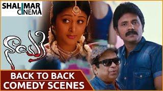 Nayaki Movie || Back To Back Comedy Scenes || Trisha, Satyam Rajesh || Shalimarcinema
