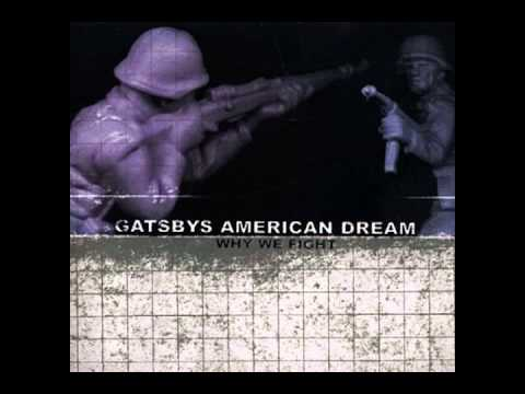 Gatsbys American Dream - Where Shadows Lie