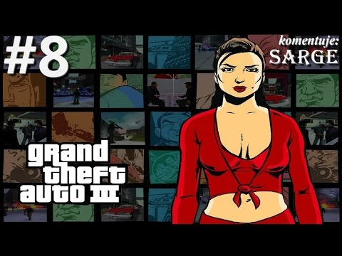 Zagrajmy w GTA 3 Grand Theft Auto III odc. 8 Ray