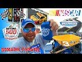 Daytona 500 Infield RV Camping & Wheelbarrow Races ~ Nascar