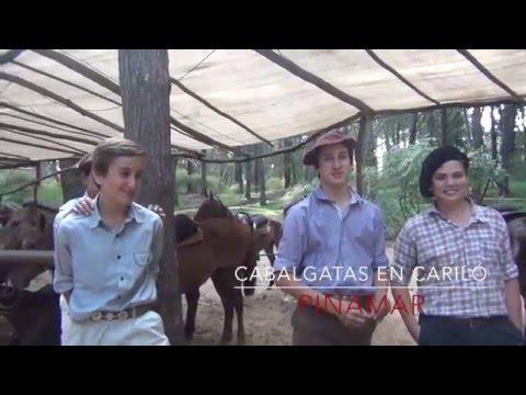 Cabalgatas en Cariló