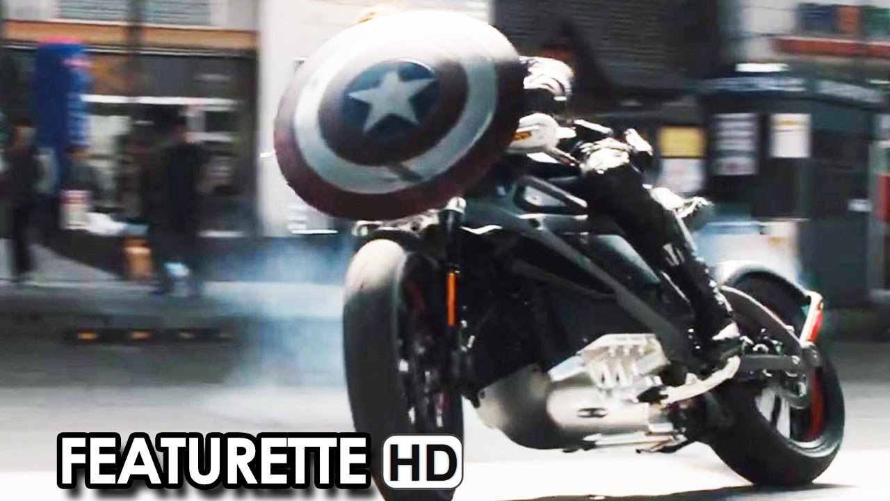 Avengers: Age of Ultron Featurette 'Car Stunt' (2015) - DVD Blu-Ray Release [HD]