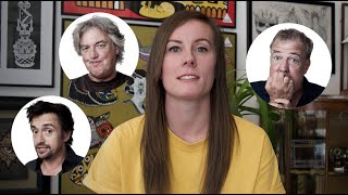 Abbie Eaton reveals who's the best driver out of Clarkson, Hammond & May