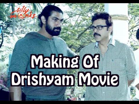 Drishyam Movie Making - Venkatesh, Meena - Exclusive