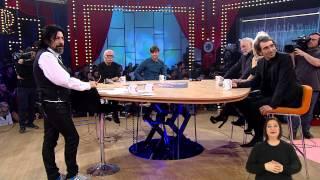 Adnan Oktar'ın İbretlik Esprisi - Medya Kafa - Medya Arkası 28.02.2014