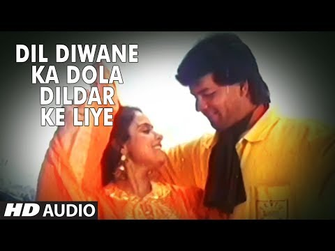 Dil Diwane Ka Dola Dildar Ke Liye Full Hd Song | Tahalka | Aditya Panchali, Ekta Sohni video