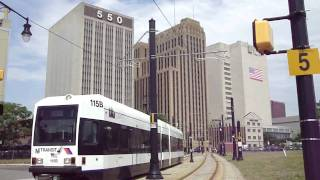 Light Rail (trams) in NJ: Newark and Jersey City